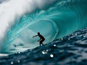 8 Days Surf and Yoga Getaway Vacation in Ayampe, Ecuador