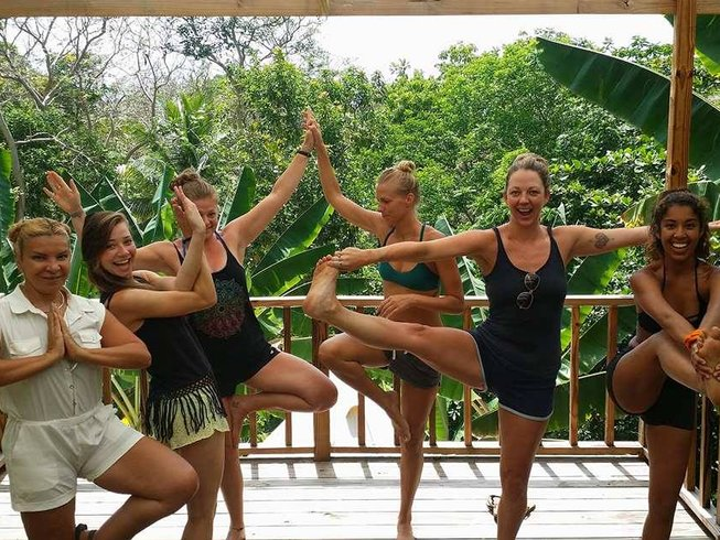 5 Days Foodies in Paradise Yoga Retreat in Puerto Rico