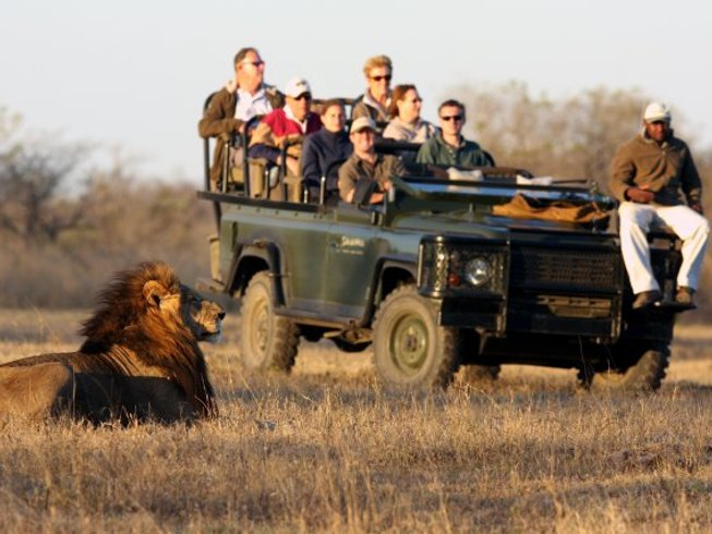 2 Days Luxury Safari South Africa