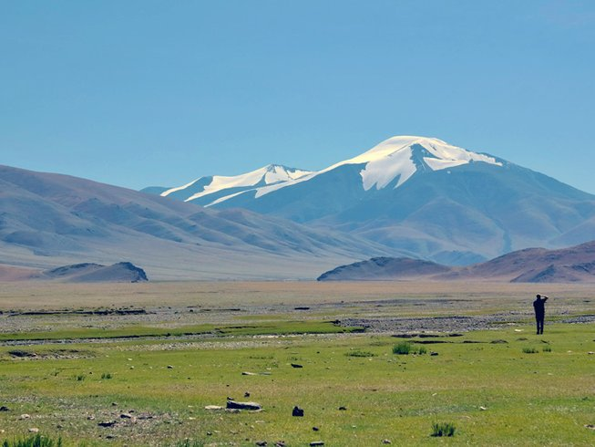 12 Days Eagle Hunting Festival Tour, Meditation, and Yoga Retreat in Mongolia
