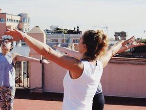 4 Days Urban Yoga Retreat in The Heart of Barcelona, Spain