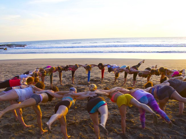 17 Days 200-Hour Yoga Teacher Training in Costa Rica