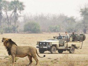11 Days Family Zambia and Botswana Safari