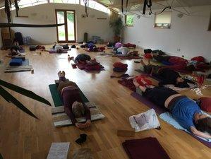 3 Tage Yoga Wochenende in Großbritannien
