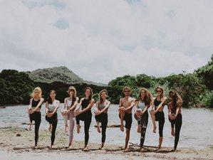 24 Tage 200-Stunden Zertifizierte Transformative Yogalehrer Ausbildung in Nicaragua