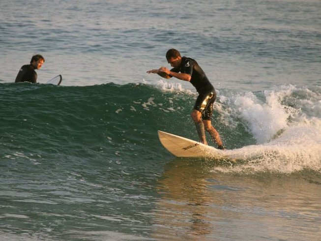 7 Days San Sebastian Yoga Holiday and Surf Camp in Gipuzkoa, Spain
