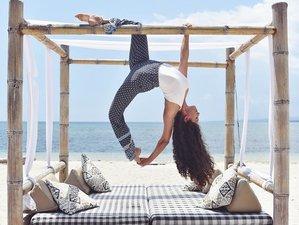 7 Day Untouched Beach Rejuvenation, Yoga, Detox at The Romance of Lombok