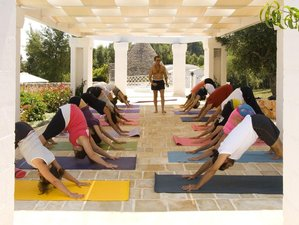 5 Days Tune in to Your Creativity through Yoga, Meditation, and Relaxation in Puglia, Italy