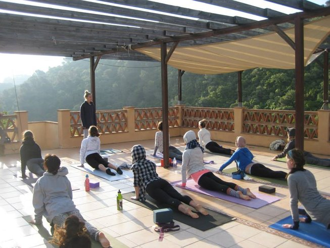 8 Days Family Yoga Holidays in Spain