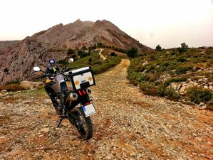 8 Days Guided Off-Road Motorcycle Tour in Spain