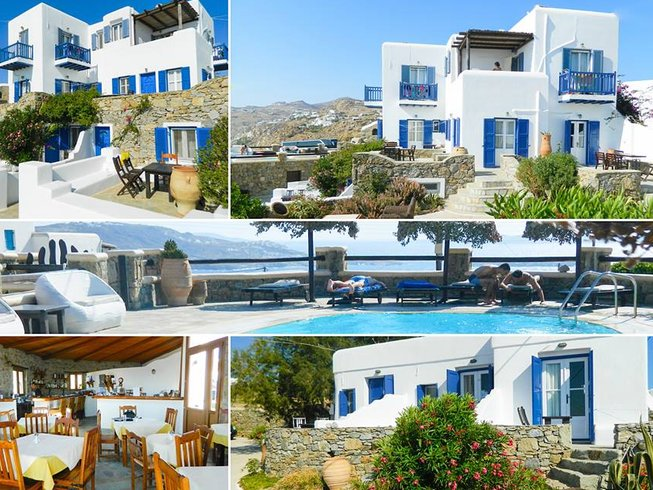 8 Days Magical Mykonos Yoga Retreat Greece