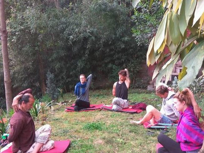 22 Days 200-Hour Yoga Teacher Training course in Kathmandu, Nepal