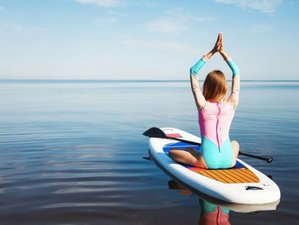 4 jours en stage de rêve avec yoga, running, surf, paddle, détox à Hossegor, dans les Landes