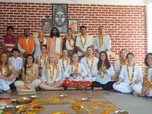 9 Days 100-Hour Holistic and Yoga Therapy-Based Yoga Teacher Training in Rishikesh, India