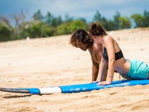 8 Day Energizing Surf Camp in Badung, Bali