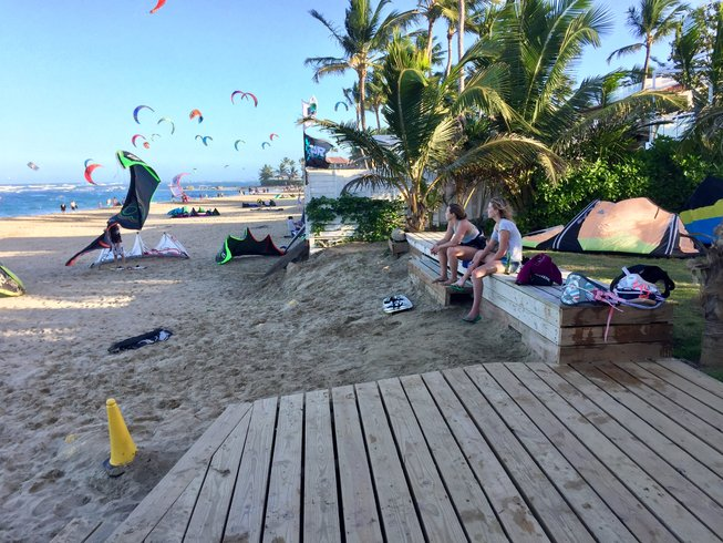 8 Days Circus and Yoga Retreat in Cabarete, Dominican Republic