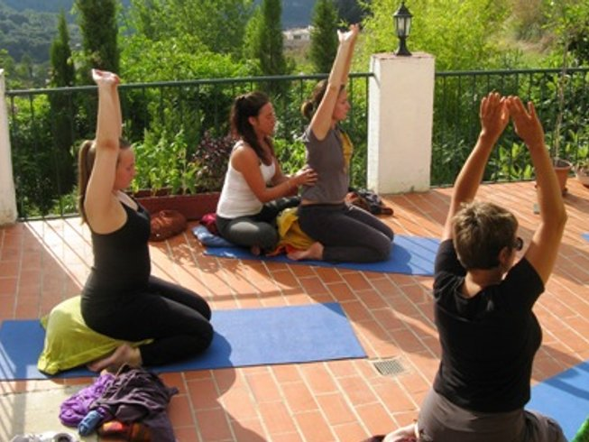 8 Days Coaching and Yoga Retreat in Spain