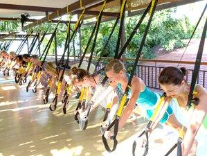 5 Tage Grund Fitness und Yoga Urlaub auf Koh Samui, Thailand