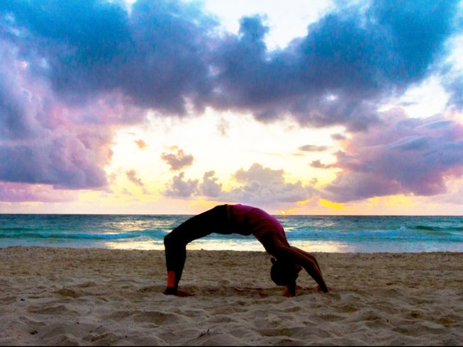 7 Days Your Power is Now Yoga Retreat in Tulum, Mexico