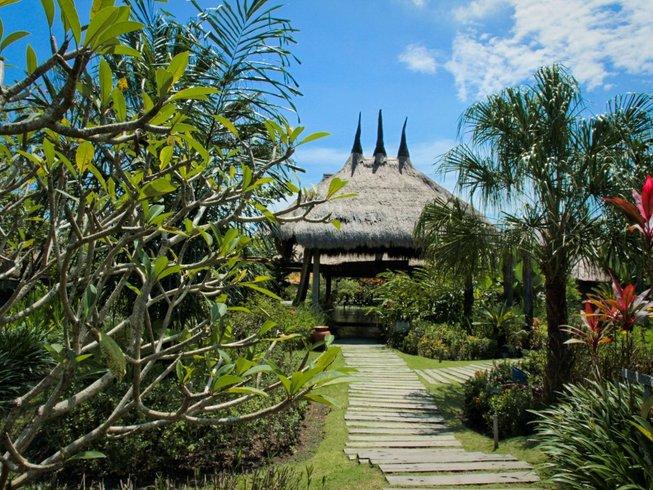 8 Days Personal Restorative Meditation Yoga Retreat in Bali, Indonesia