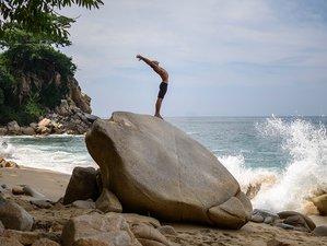 8 jours en stage de yoga ashtanga et méditation à Puerto Vallarta, Mexique