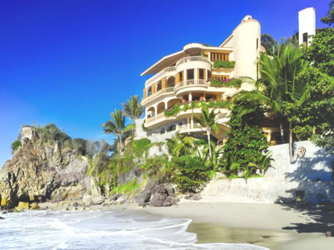 8 Days Adventure and Inspiration in Paradise Yoga Retreat in Puerto Vallarta, Mexico