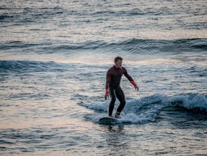 8 Day Surfari and Yoga Holiday in Sintra, Portugal