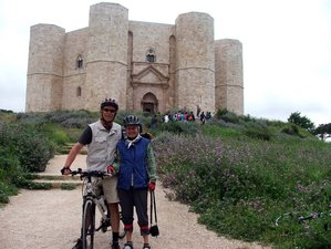 8 Days Self Guided UNESCO Site Bike Tour in Italy
