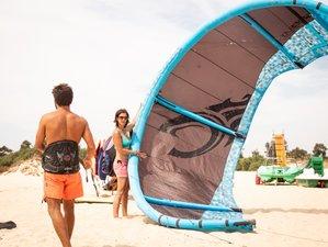 5 Days Yoga and Kitesurf Holiday in Luxury Eco Resort in Tróia Peninsula, near Lisbon