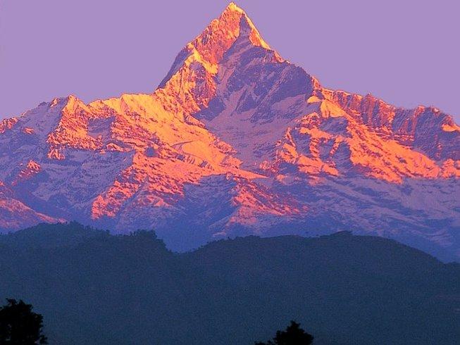 30 jours en formation de professeur de yoga et de méditation à Pokhara, Népal