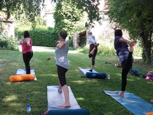 "10 Day ""Escape the Everyday"" Yoga Retreat Holiday in Le Beugnon, Deux-Sèvres"