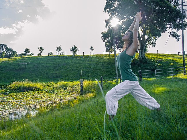 3 Days Yoga and Balinese Massage Courses in Australia