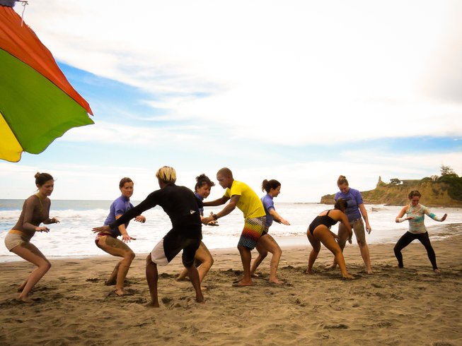 7 Day Re-treat yourself Yoga & Surf in Ecuador