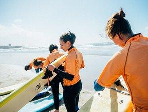 8 Days Thrilling Surf Camp in Matosinhos, Portugal