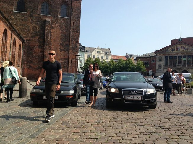 2 Weeks Close Protection Level 1 and 2 Training in Denmark