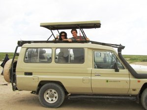 10 Days Voluntour and Wildlife Safari in Maasai Mara National Reserve, Kenya