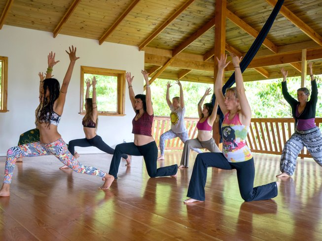 8 Days Movement Medicine Yoga Retreat in San José, Costa Rica