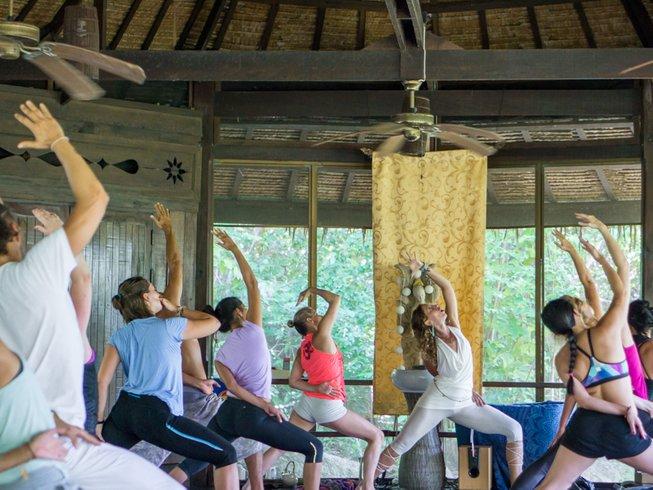 7-Daagse Yoga Retraite in Koh Phangan, Thailand