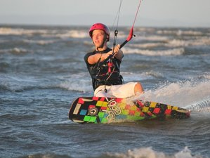 7 Day Turn Your Dream to Reality: Kitesurfing Safari for All Levels in Kaafu