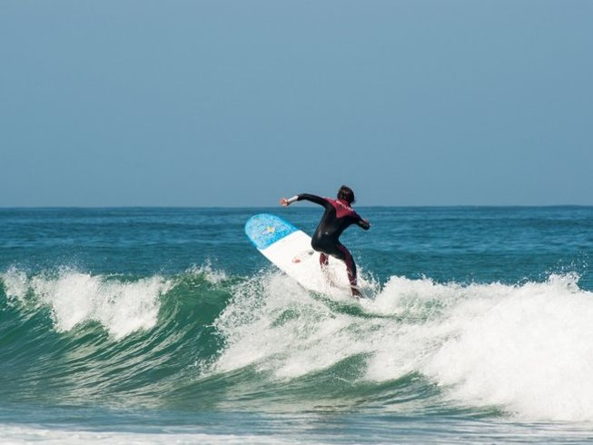8 Days Yoga and Surf Camp in Agadir, Morocco