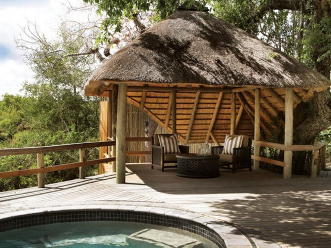 7 Days Luxury Honeymoon Safari South Africa