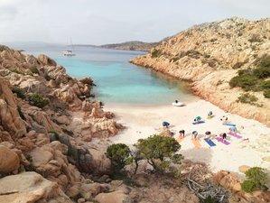 8 Tage Biologisch-Vegetarisches Yoga und Segeln um Sardinien und Korsika in Italien und Frankreich