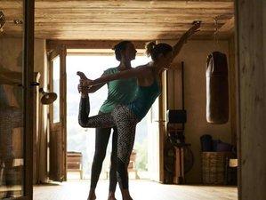 8 Day Luxury Spiritual Women Yoga Retreat in Saint-Nicolas-la-Chapelle, Savoie
