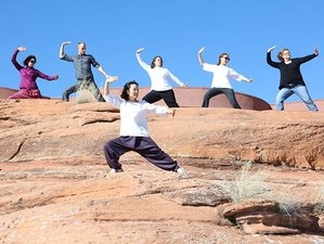6 Days Tao Healing Sedona Yoga Retreat