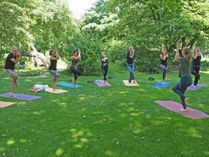 5 Days Relaxing Meditation Yoga Retreat in a Monastery in the Netherlands