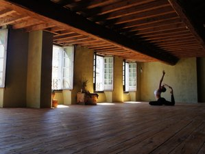 5 Day Yogic Mindfulness for a Demanding World, Vegan Retreat in Aude, Occitanie