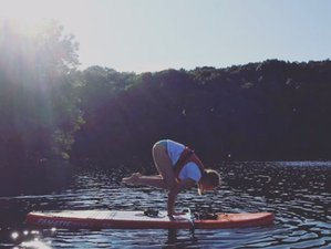 3 Day Weekend Yoga Holiday in the Lake District with Paddleboarding, Walking and Wilderness