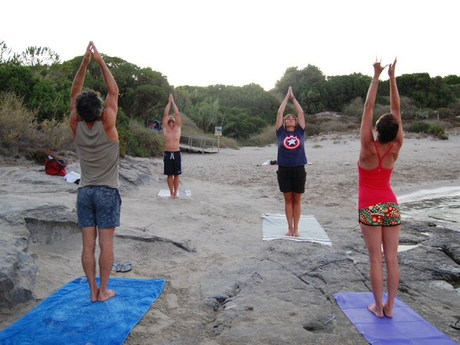 8 Days Luxury Yoga Wellness on a Yacht in Sicily, Italy