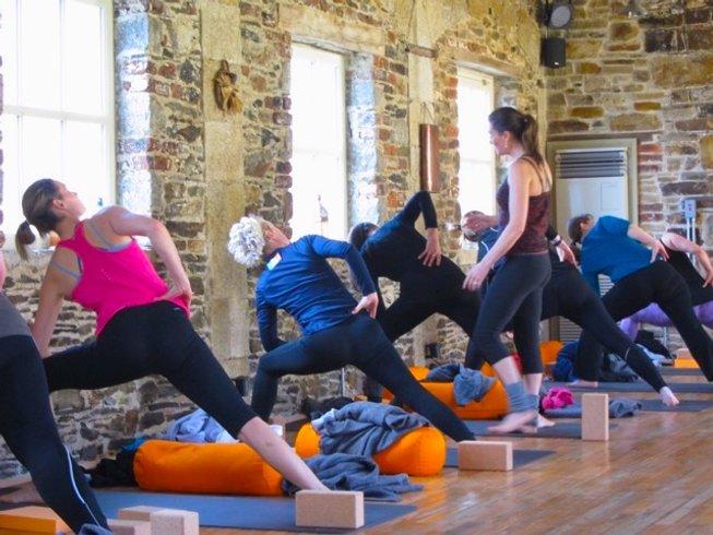 3 jours en stage de yoga pour se mettre au défi et s'amuser à Dublin, Irlande