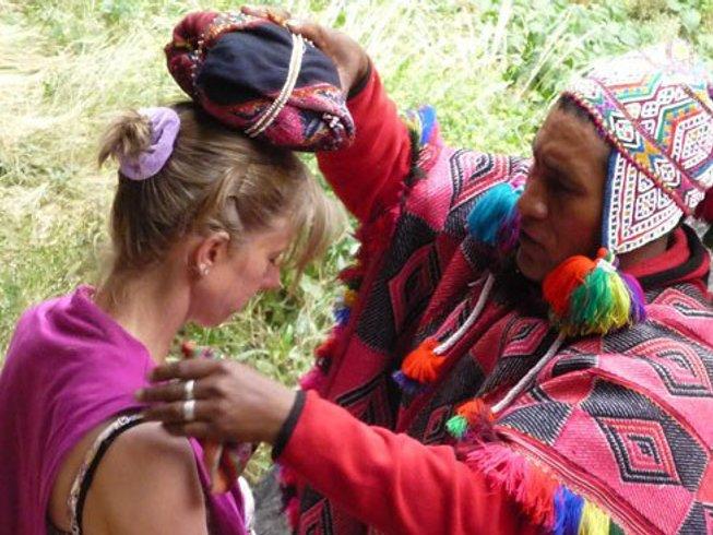 16 Days Shamanic & Yoga Retreat in Peru